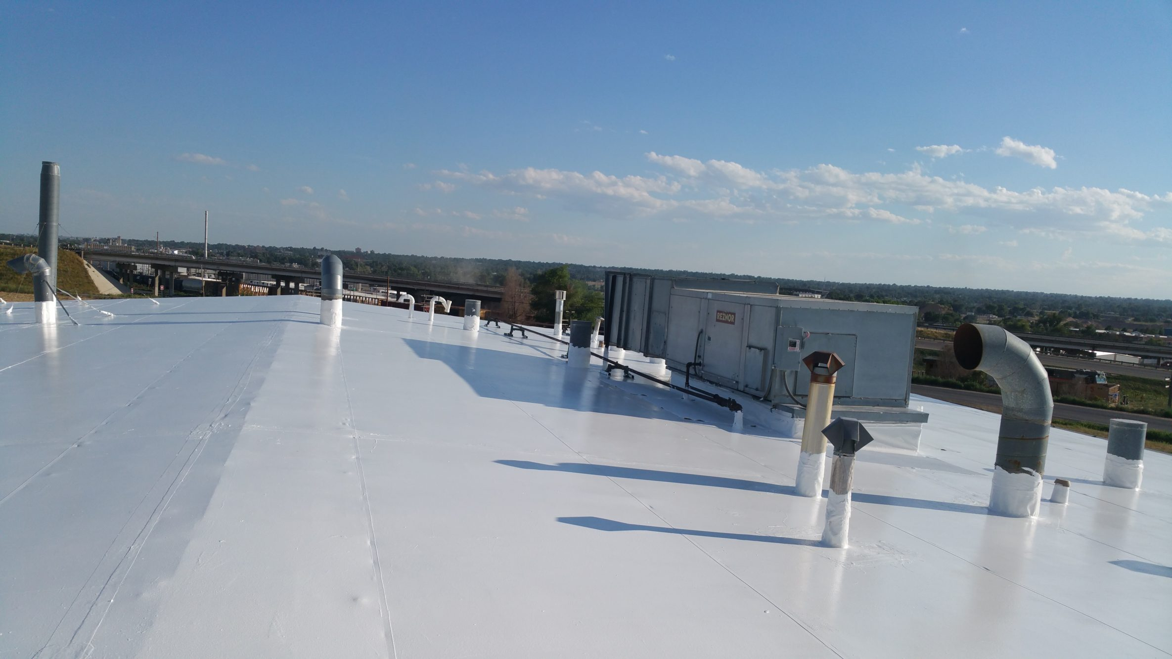 Benefits of Commercial Coatings