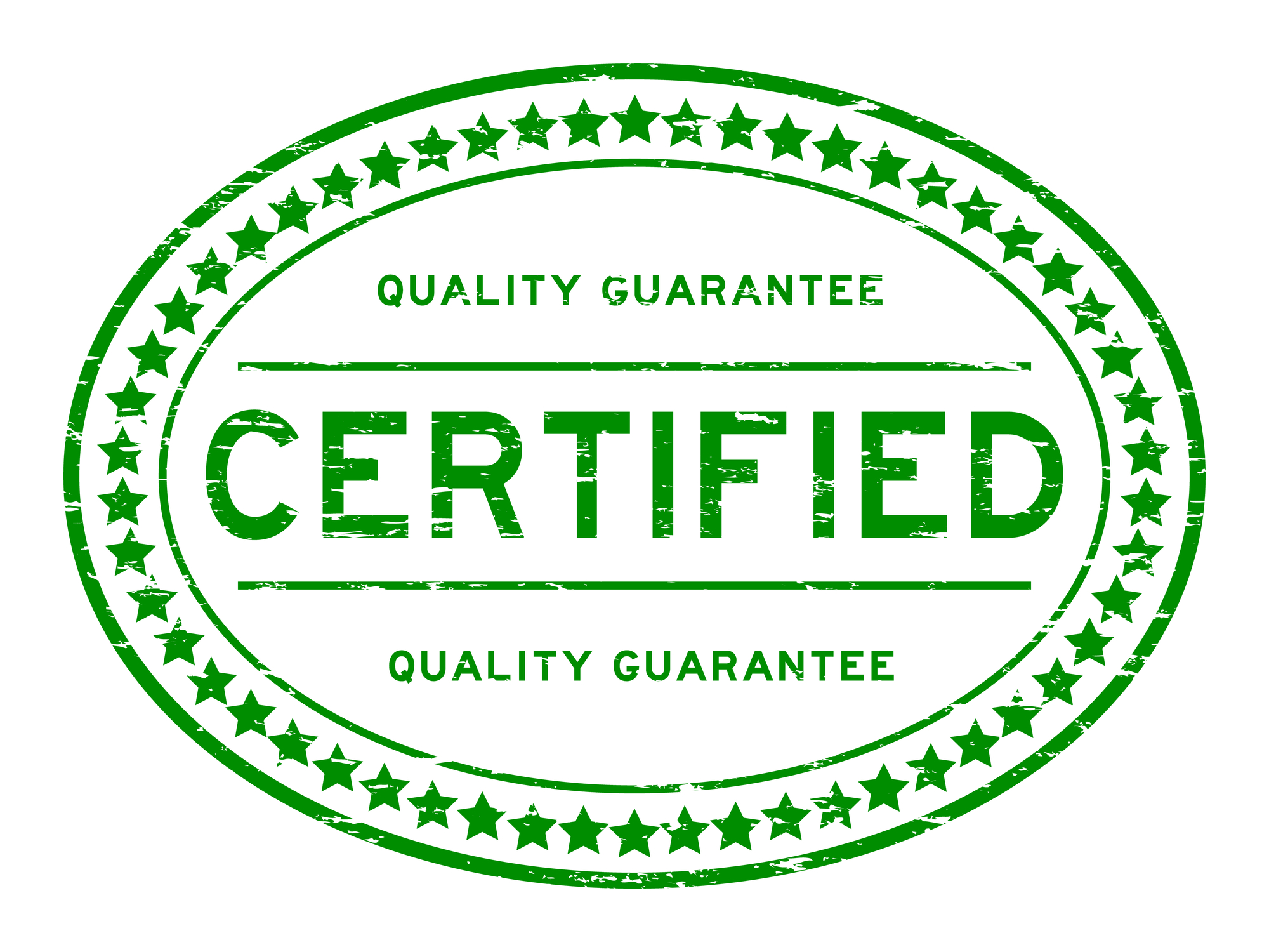 Grunge Green Certified Quality Guarantee Rubber Stamp Top Property Management Certifications Blog