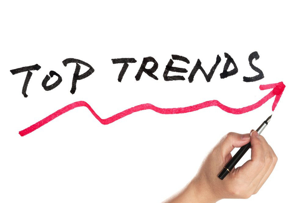 Top 2019 Multifamily Marketing Trends On Chalk Board